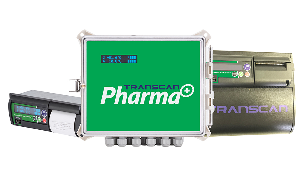Pharma+ Temperature Data Logger