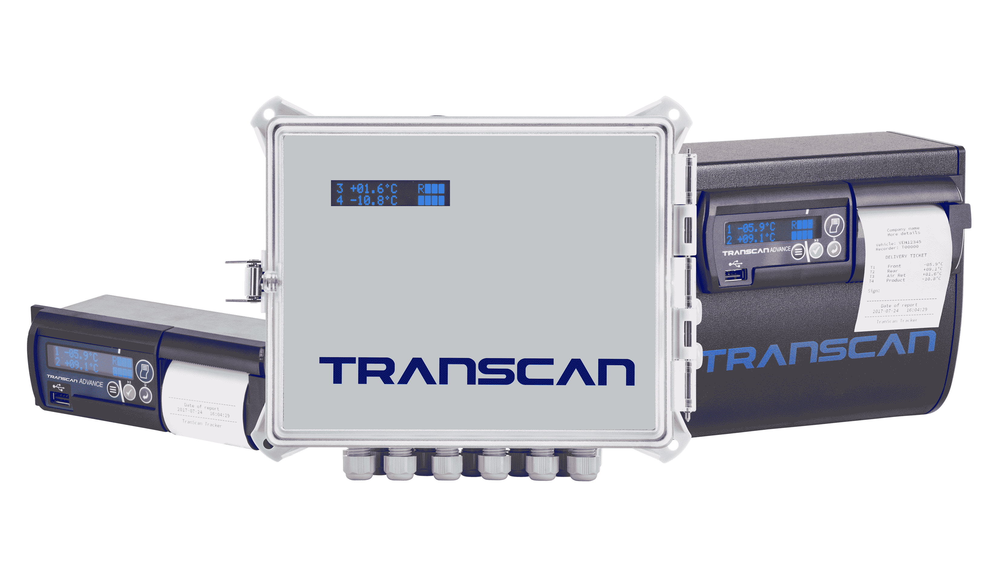 Transcan Temperature Data Loggers